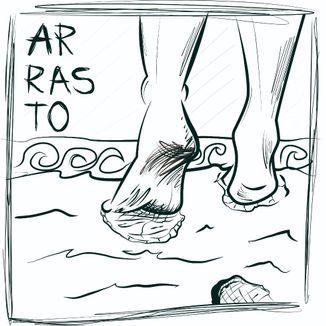Foto da capa: Arrasto ( Sob o olhar do Vazio)