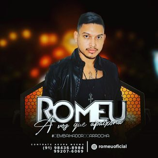 Foto da capa: ROMEU OFICIAL MÚSICAS 2021
