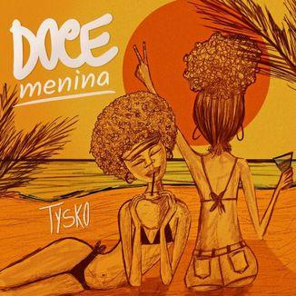 """Foto da capa: """"Doce Menina"""""""