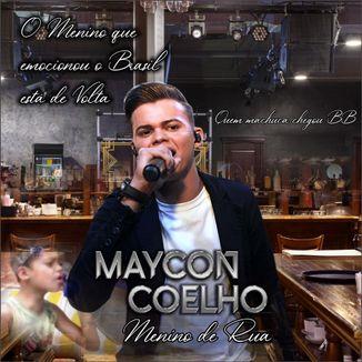 Foto da capa: *MAYCON MENINO DE RUA 2020*