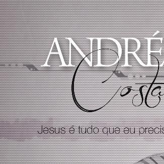 Foto da capa: Jesus é tudo que eu preciso - Cantor André Costa