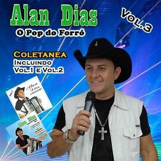 Foto da capa: Alan Dias - O Pop do Forró - Vol. 3