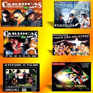 Foto da capa: Cariocas Mcs