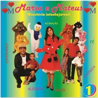 Foto da capa: Maria e Mateus Ministério Infantojuvenil 01