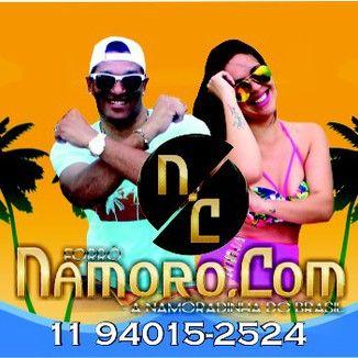 Foto da capa: DVD FORRÓ NAMORO.COM NO KIBEXIGA SHOW