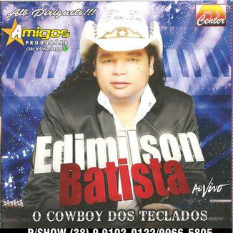 Foto da capa: Edimilson Batista cd 2017