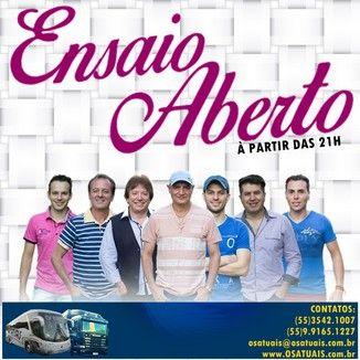 Foto da capa: Ensaio Aberto
