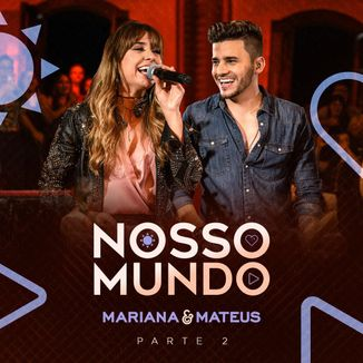 Foto da capa: DVD - Nosso Mundo parte 2