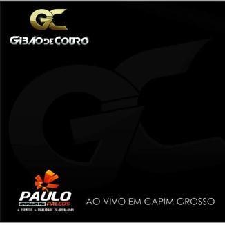 Foto da capa: Banda Gibão de Couro