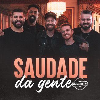 Foto da capa: Saudade da Gente