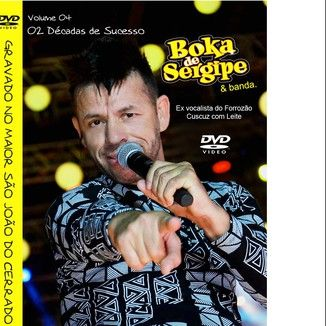 Foto da capa: BOKA TURNE 2017 E DVD