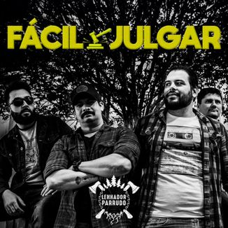 Foto da capa: Fácil Julgar
