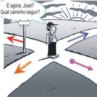 Foto da capa: A seta do Caminho single1