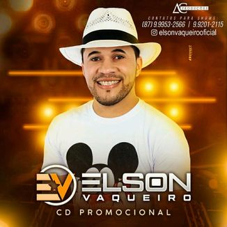Foto da capa: Élson Vaqueiro Vol. 01