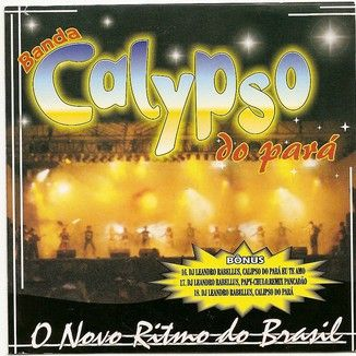 Foto da capa: banda calypso do pará - vol 02