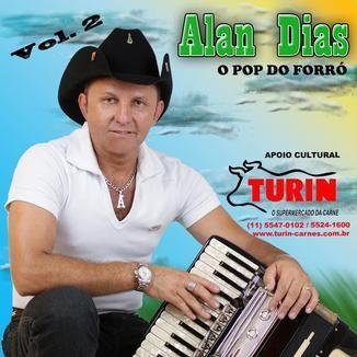Foto da capa: Alan Dias - O Pop do Forró - Vol. 2