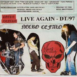 Foto da capa: Live again