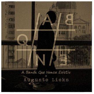 Foto da capa: Só uma Vez - Augusto Licks & A Banda que Nunca Existiu