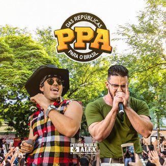 Foto da capa: EP Das Repúblicas Para o Brasil Vol.2