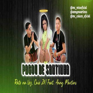 Foto da capa: Pagou de Santinha