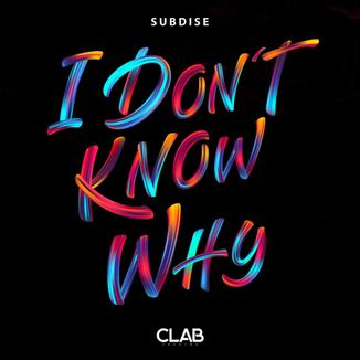 Foto da capa: I Don't Know Why