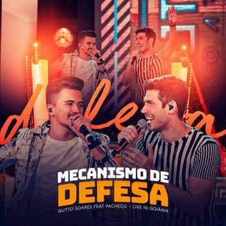 Foto da capa: Mecanismo de Defesa (DVD Live In Goiânia)