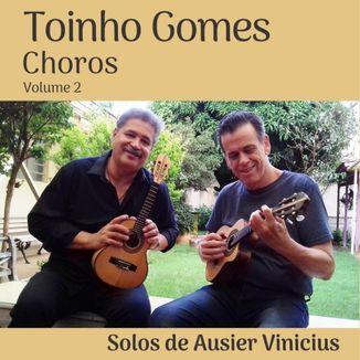 Foto da capa: Solos de Ausier Vinicius