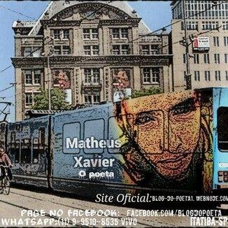 Foto da capa: Matheus Xavier (O Poeta)