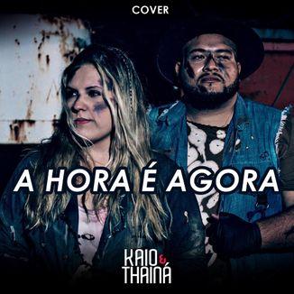 Foto da capa: A Hora É Agora