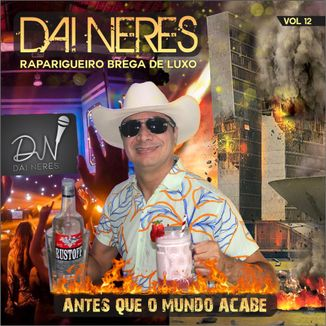 Foto da capa: Dai Neres - Vol.12 Antes Que O Mundo Acabe