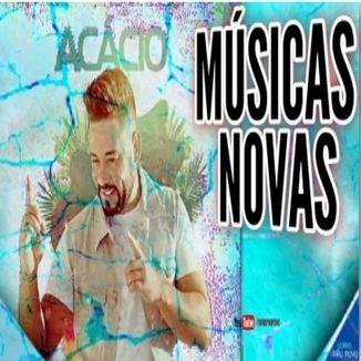 Foto da capa: ACÁCIO AO VIVO NO QUINTAL