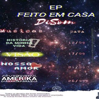 Foto da capa: EP FEITO EM CASA
