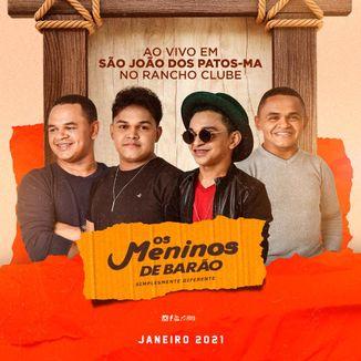 Foto da capa: OS MENINOS DE BARÃO  AO VIVO EM SÃO JOÃO DOS PATOS - MA NO RANCHO CLUBE
