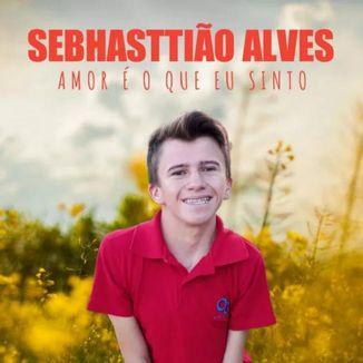 Foto da capa: Amor É o Que Eu Sinto (Single)