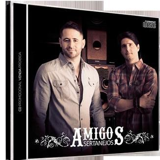 Foto da capa: Amigos Sertanejos - Uma nova história