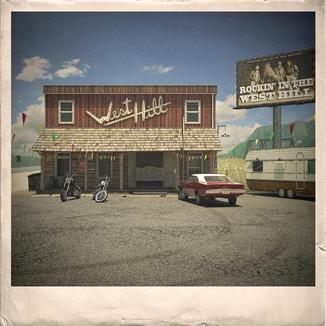 Foto da capa: Rockin' in the West Hill