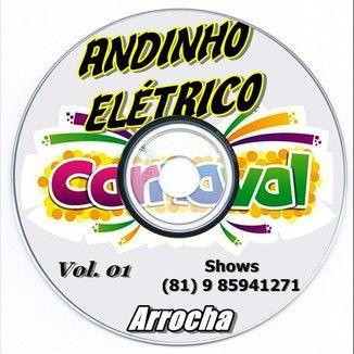 Foto da capa: CD Arrocha Com Andinho - Hit do Carnaval 2017
