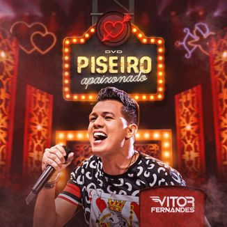 Foto da capa: DVD Piseiro Apaixonado