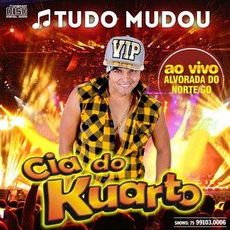Foto da capa: TUDO MUDOU - CIA DO KUARTO - 2017