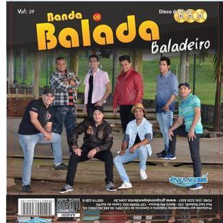 Foto da capa: cd 9 baladeiro