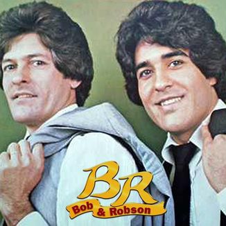 Foto da capa: Bob & Robson - Vol.1