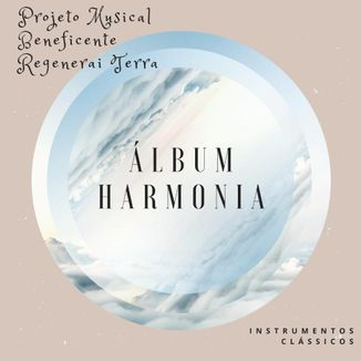 Foto da capa: Álbum HARMONIA