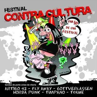 Foto da capa: Contra Cultura 2011 Bandas de Porto União da Vitoria