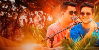 Foto de Hugo e Guilherme