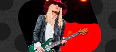 Mulheres guitarristas que mudaram a história da música