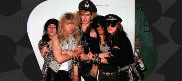 Aprenda a tocar as melhores músicas do Guns N' Roses