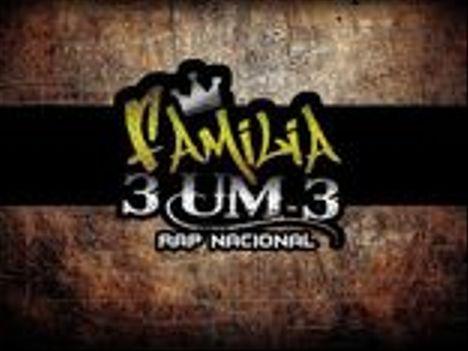 Familia 3um3 – Palco MP3