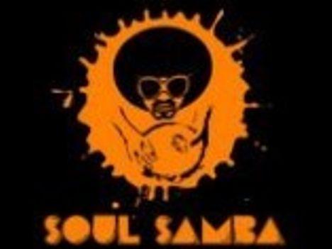 SUA AMIGA - SOUL SAMBA – Palco MP3
