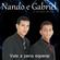 Imagem de Nando e Gabriel