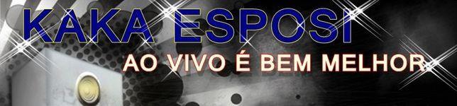 Kaká Espósi - O gigante dos teclados